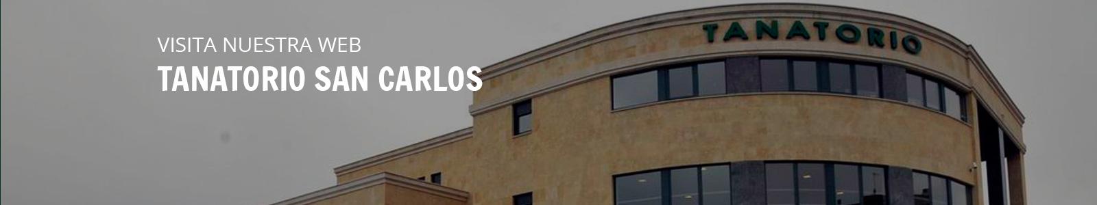 Visita nuestra web TANATORIO SAN CARLOS